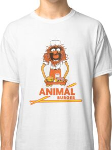 Animal Burger Classic T-Shirt