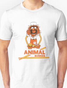 Animal Burger Unisex T-Shirt