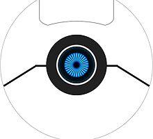 Portal 2 Atlas by zipperboi