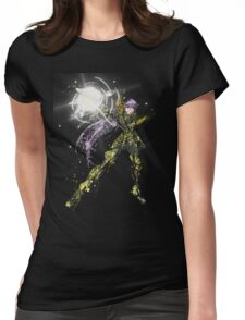 Saint Seiya Mu Aries Womens Fitted T-Shirt