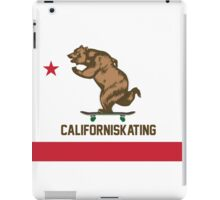 Californiskating iPad Case/Skin