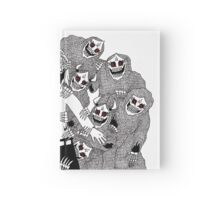 OUTNUMBERED Hardcover Journal