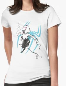Spider-Gwen Womens Fitted T-Shirt