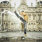 Sepak splash by Etienne RUGGERI Artwork