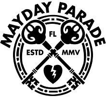 Mayday Parade Key (Dark) by Explicit Designs