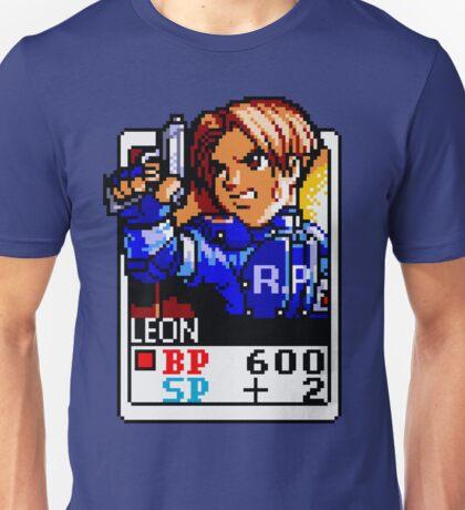 Leon Kennedy - Resident Evil Unisex T-Shirt