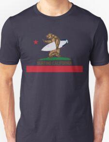 Surfing California Unisex T-Shirt