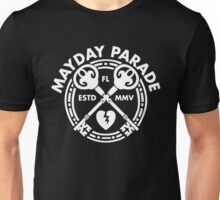 Mayday Parade Key (Light) Unisex T-Shirt