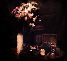 Still Life: Vanitas by cokaygne