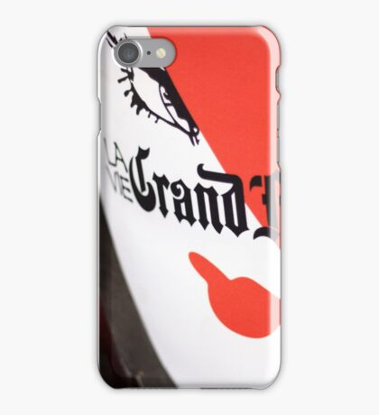 La Vie iPhone Case/Skin