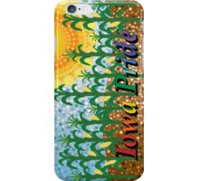 Iowa Rainbow Pride! iPhone Case/Skin