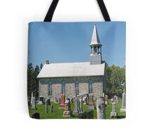 Kenyon Presbyterian Church, Dunvegan. 1880. Tote Bag