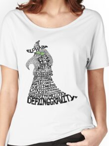 WICKED Musical Elphaba Women's Relaxed Fit T-Shirt