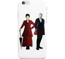 Doctor Who - 12th Doctor and Missy iPhone Case/Skin