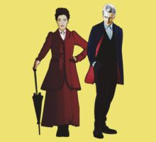 Doctor Who - 12th Doctor and Missy Kids Clothes