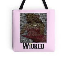 You're gonna be Popular! Wicked the musical Tote Bag