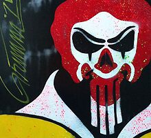 Ronald the Punisher by TheArtistGrimm