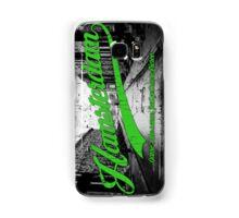 Hamsterdam - Cloud Nine Edition (Green) Samsung Galaxy Case/Skin