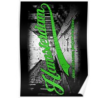 Hamsterdam - Cloud Nine Edition (Green) Poster
