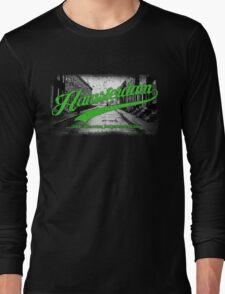 Hamsterdam - Cloud Nine Edition (Green) Long Sleeve T-Shirt