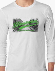Hamsterdam - Cloud Nine Edition (Green) Long Sleeve T-Shirt