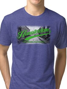 Hamsterdam - Cloud Nine Edition (Green) Tri-blend T-Shirt
