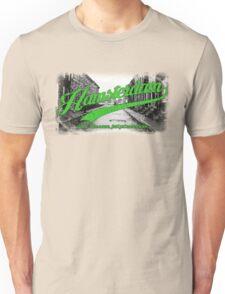 Hamsterdam - Cloud Nine Edition (Green) Unisex T-Shirt