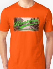 Hamsterdam - Cloud Nine Edition (Green) Unisex T-Shirt