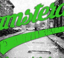 Hamsterdam - Cloud Nine Edition (Green) Sticker