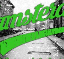 Hamsterdam - Cloud Nine Edition (Green) Sticker