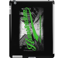 Hamsterdam - Cloud Nine Edition (Green) iPad Case/Skin