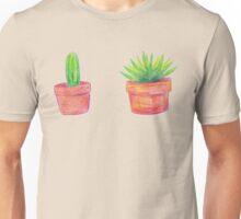 aloe and cactus Unisex T-Shirt