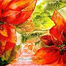 Christmas Poinsettia by ©Janis Zroback