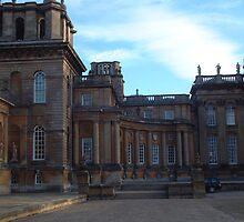 Blenheim Palace by rualexa