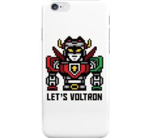 Let's Voltron iPhone Case/Skin