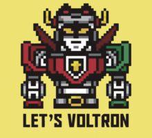 Let's Voltron Kids Clothes