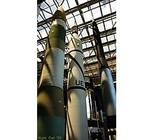 Rockets Photographic Print