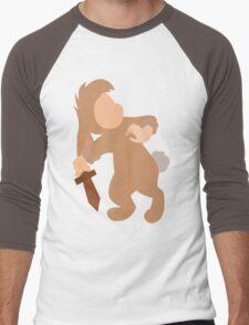 -Nibs Lost Boys Men's Baseball ¾ T-Shirt