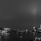 River Thames Vista by pinky763