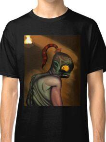 Abe in the Dark Classic T-Shirt