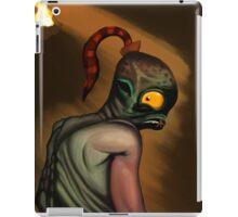 Abe in the Dark iPad Case/Skin