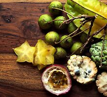 Exotic Fruits by goodieg