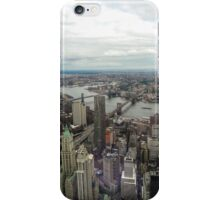 the heart of the city iPhone Case/Skin