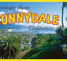 Sunnydale Postcard by kdm1298