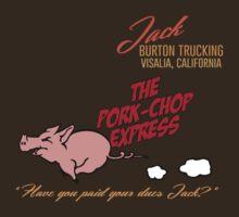 Pork-Chop Express by [original geek*] clothing