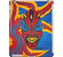SpiderMaul - Original Drawing iPad Case/Skin