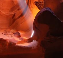 Sandstone Flare by Gregory Ballos | gregoryballosphoto.com