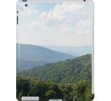 Blue Ridge Parkway 3 iPad Case/Skin