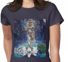 Saraswati  Womens Fitted T-Shirt