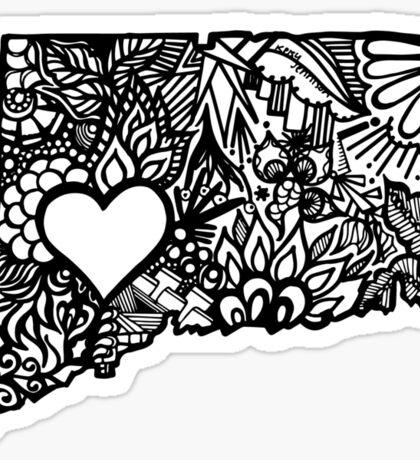 CT_LOVE Sticker